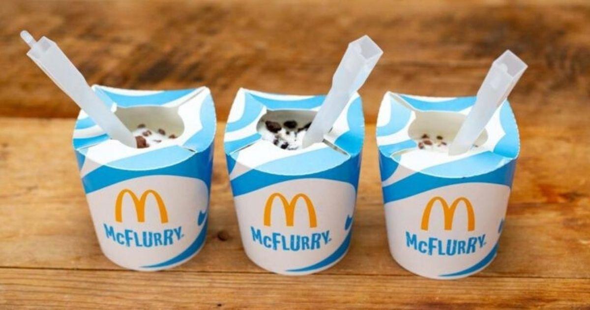 mcdonalds vai eliminar as tampas de plastico dos mcflurry 2 - McDonald's vai eliminar as tampas de plástico dos McFlurry