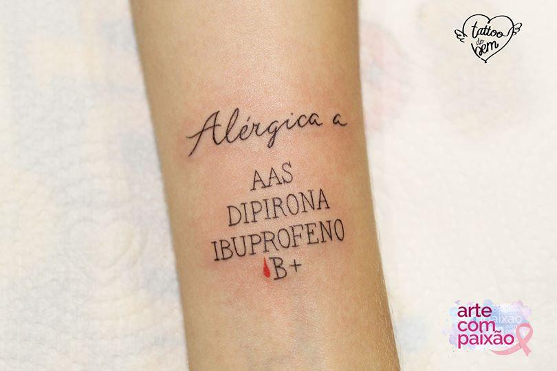55798263 1357947897676778 5772082492706127872 o - Tatuagem de segurança: arte com alertas de saúde