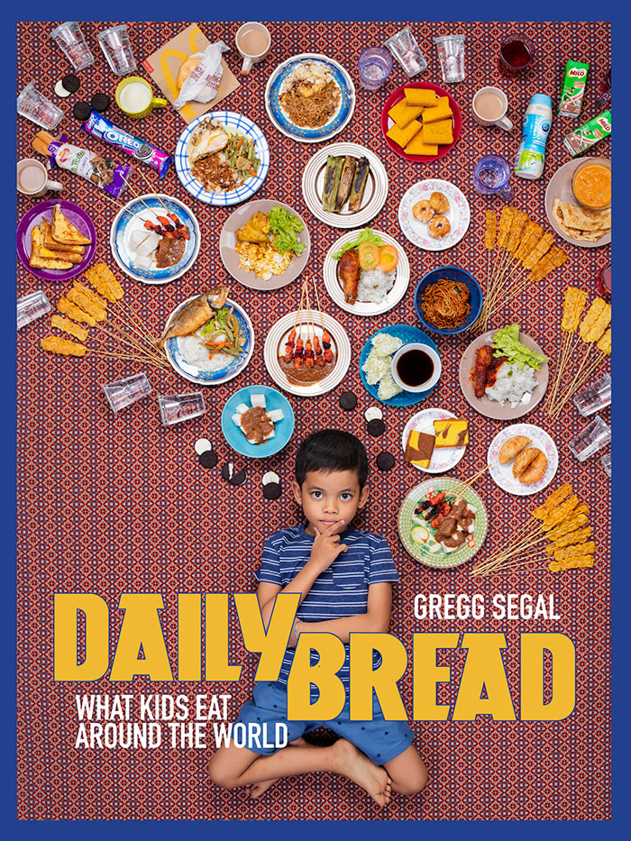 kids surrounded weekly diet photos daily bread gregg segal 1 - O que crianças de países e culturas diferentes comem?