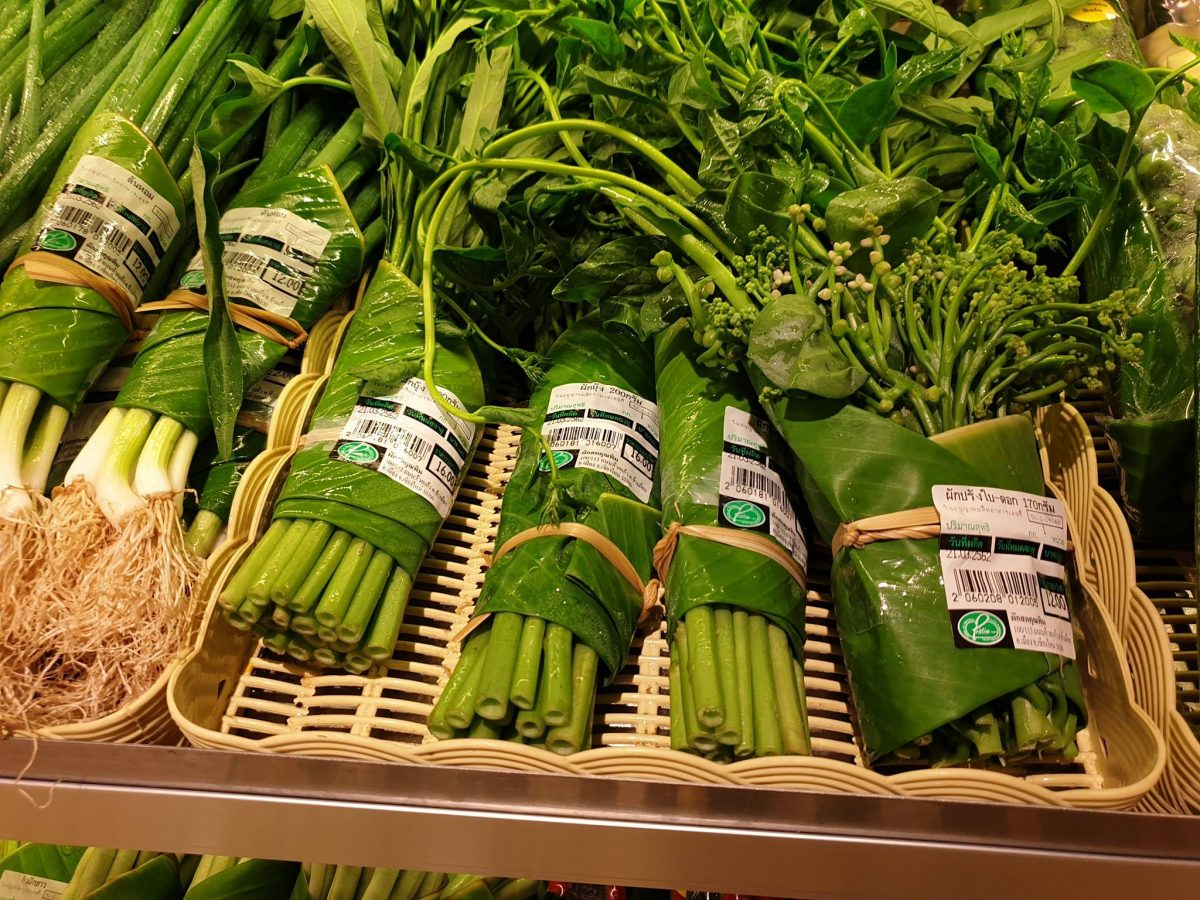 54398927 2334207346824347 8942024934205423616 o scaled - Supermercado na Tailândia troca embalagem plástica por folhas de bananeira