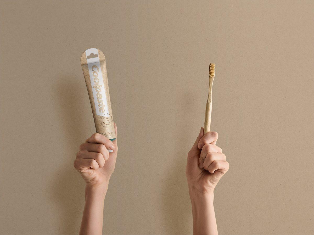 9f8b6877361101.5e15faeaa6cbb scaled - Designer cria embalagem sustentável para pasta de dentes pensando fora da caixa