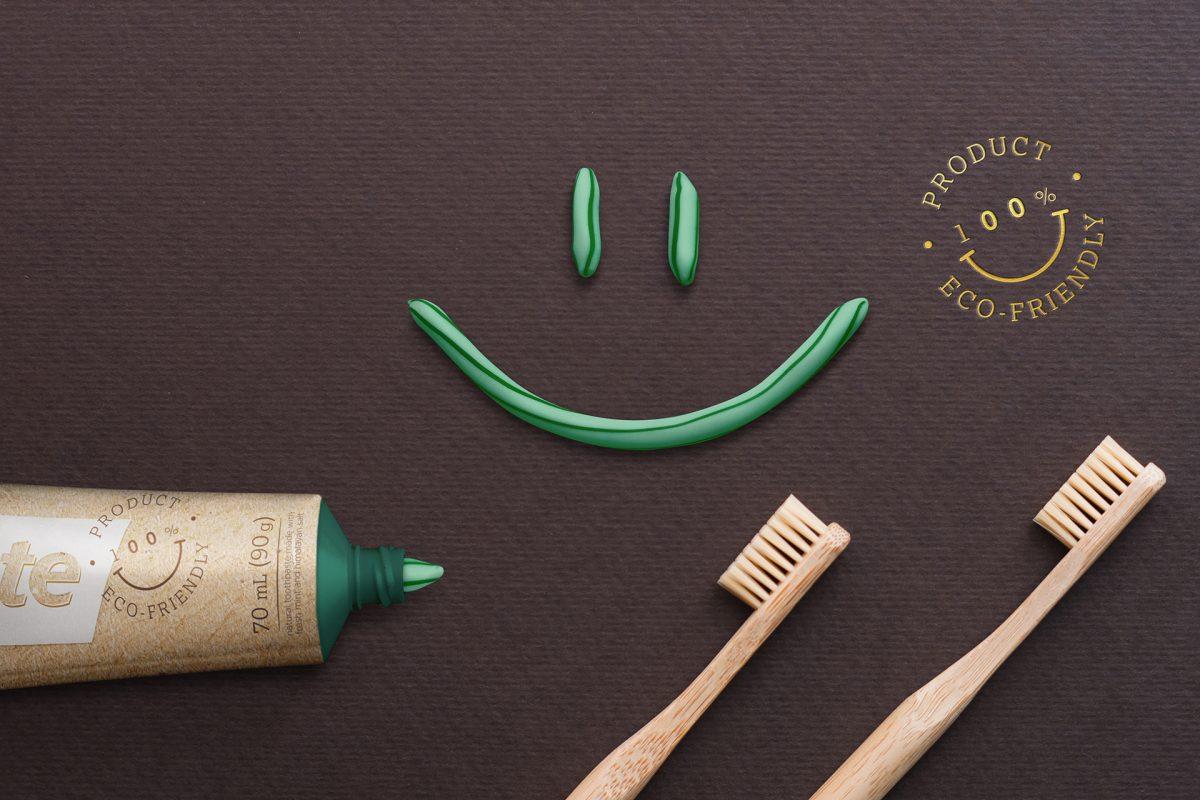 adce3d77361101.5e15faeaaf238 scaled - Designer cria embalagem sustentável para pasta de dentes pensando fora da caixa