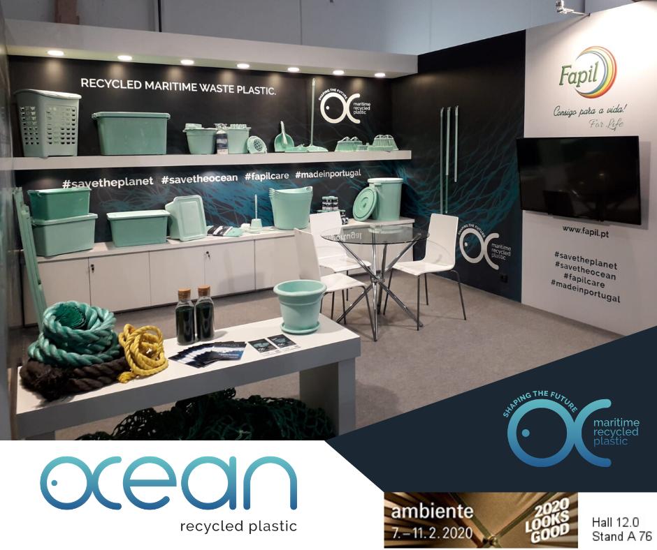 85000355 1360701480769204 2345849882251624448 n - Empresa portuguesa produz artigos de limpeza com lixo plástico do oceano