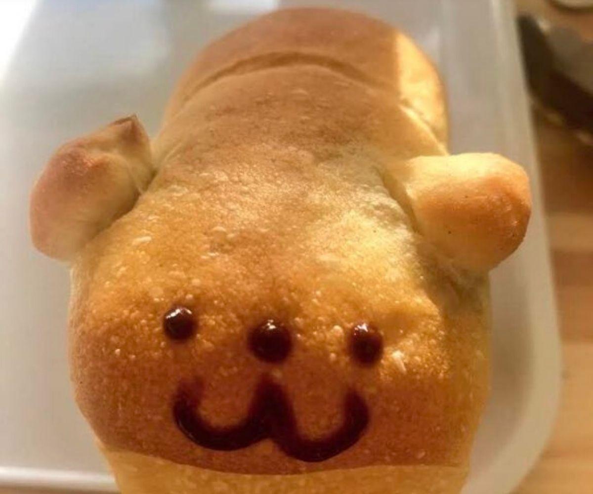 Design sem nome 3 - Padaria japonesa faz pães em forma do traseiro fofíssimo de um Corgi!