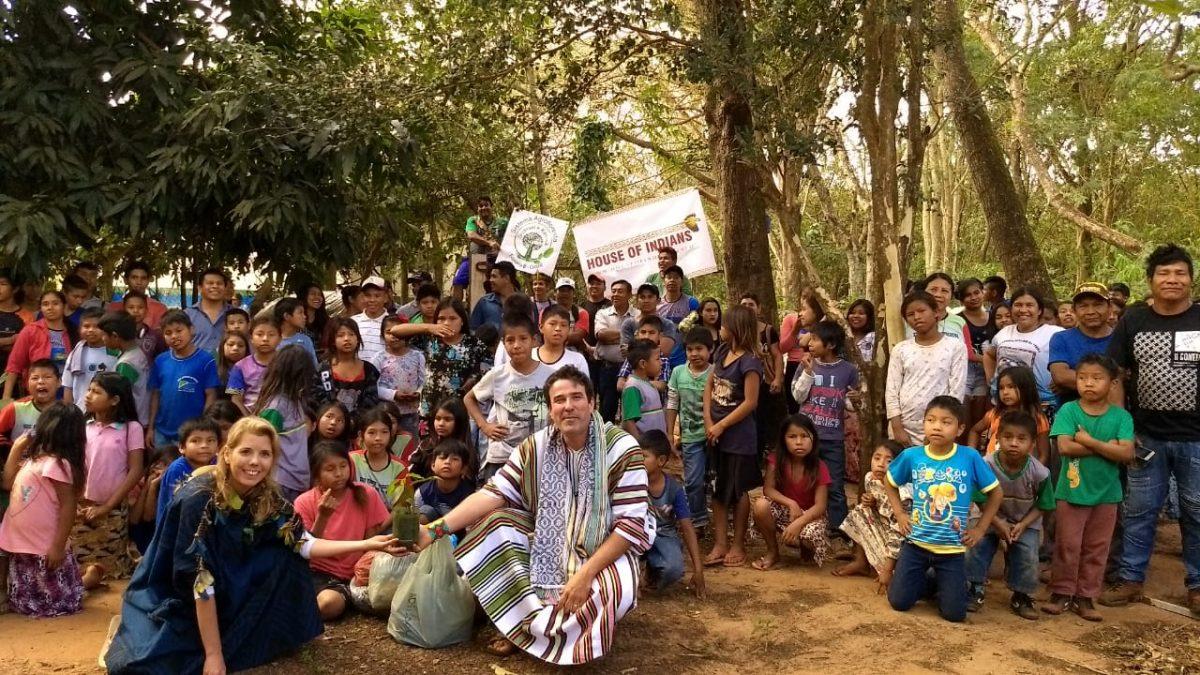 img 20180729 wa0030 orig scaled - Mercado ecológico na Floresta Amazônica troca materiais recicláveis por alimentos