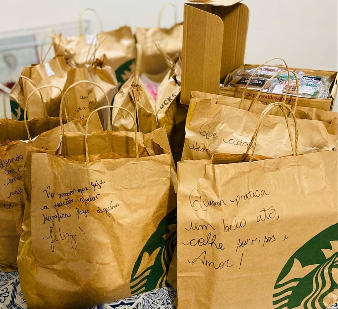 96215245 136518297983181 1985481750792372224 o - Starbucks Brasil promove café da tarde para moradores de rua de Jundiaí, interior de São Paulo