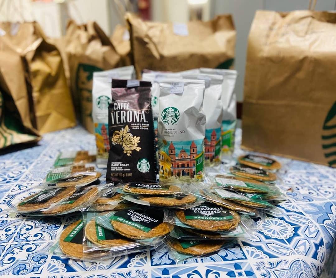 96239894 136518341316510 2664614559595102208 o - Starbucks Brasil promove café da tarde para moradores de rua de Jundiaí, interior de São Paulo