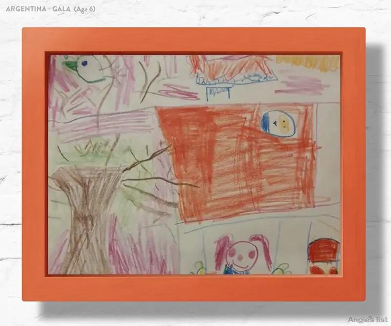 03a Argentina dream kids bedroom Drawing - Designers projetam quartos dos sonhos imaginados por crianças ao redor do mundo