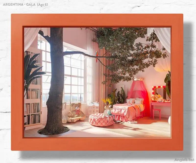 03b Argentina dream kids bedroom 3D - Designers projetam quartos dos sonhos imaginados por crianças ao redor do mundo