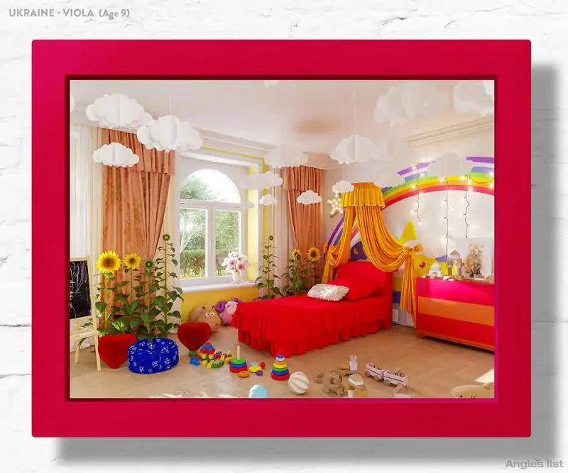 05b Ukraine dream kids bedroom 3D - Designers projetam quartos dos sonhos imaginados por crianças ao redor do mundo