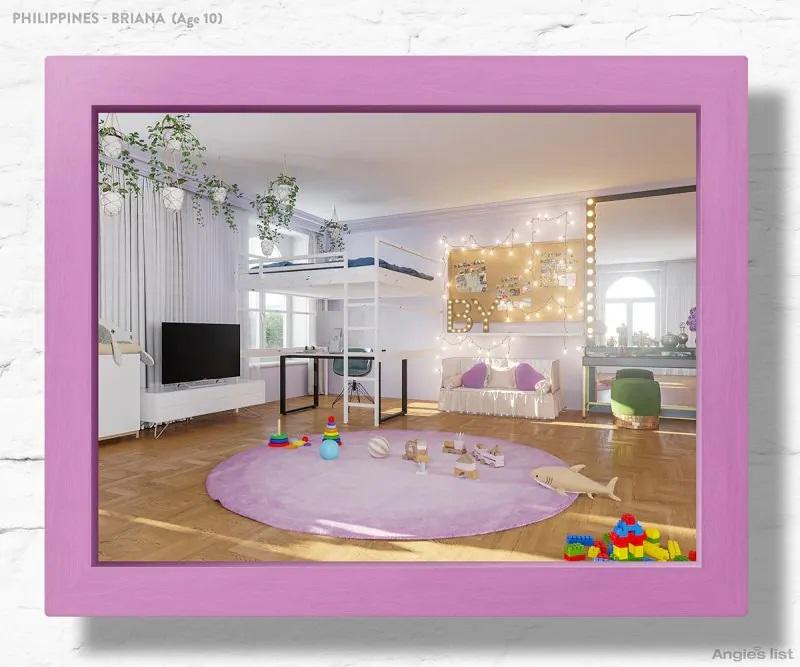 07b Philippines dream kids bedroom 3D - Designers projetam quartos dos sonhos imaginados por crianças ao redor do mundo