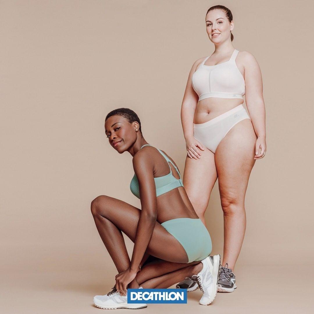 116104153 2613627345520613 1776213882844548303 n - Campanha da Decathlon mostra mulheres reais quebrando o padrão de beleza ideal