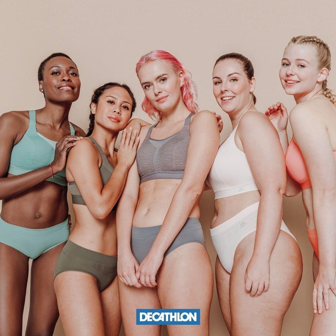 116140777 3684259354997410 5306799202096036601 n - Campanha da Decathlon mostra mulheres reais quebrando o padrão de beleza ideal