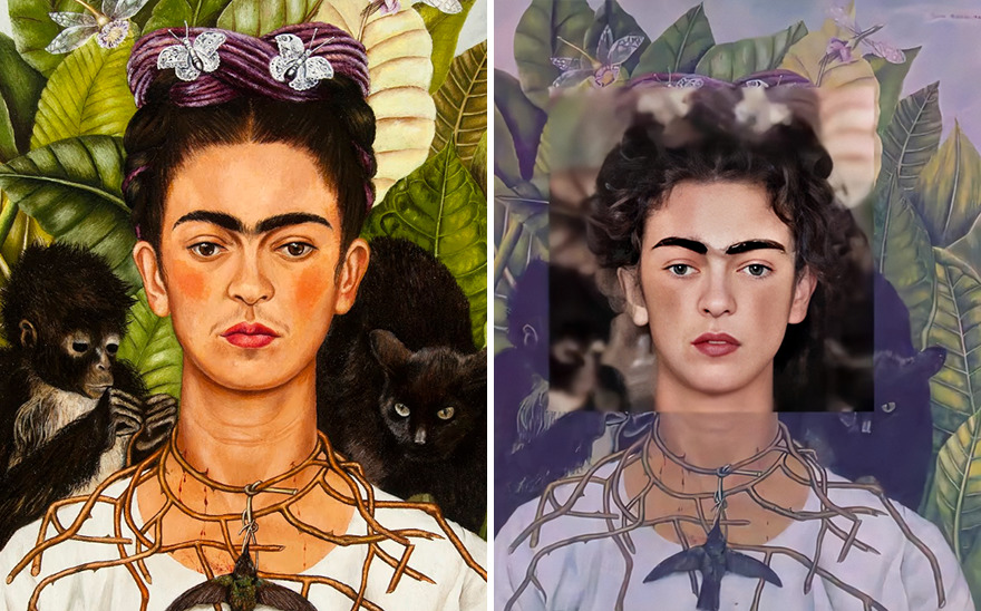 This digital artist brought to life the characters of 7 famous paintings using a neural network 5f0424728b160 png 880 - Artista cria rostos realistas a partir de pessoas de 7 pinturas famosas