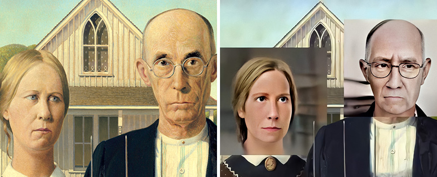 This digital artist brought to life the characters of 7 famous paintings using a neural network 5f04247968478 png 880 - Artista cria rostos realistas a partir de pessoas de 7 pinturas famosas