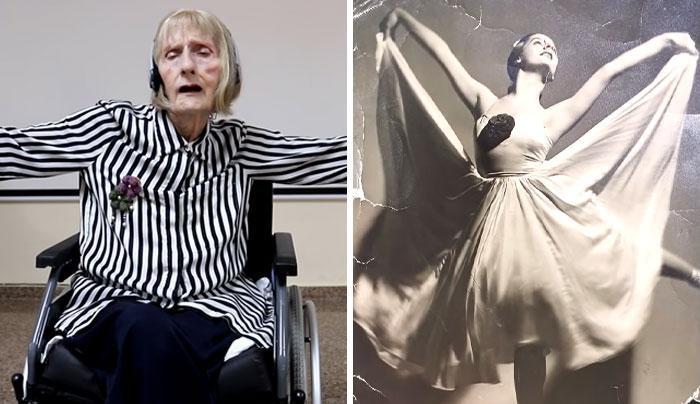 swan lake dance alzheimers ballerina marta gonzalez - Bailarina com Alzheimer ouve 'Lago dos Cisnes' e relembra a dança em emocionante vídeo