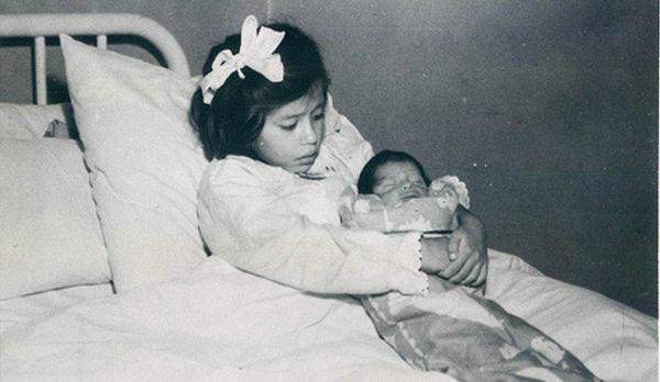 lina medina uma menina de apenas 5 anos e a mae mais jovem do mundo - Lina Medina, uma menina de apenas 5 anos, é a mãe mais jovem do mundo