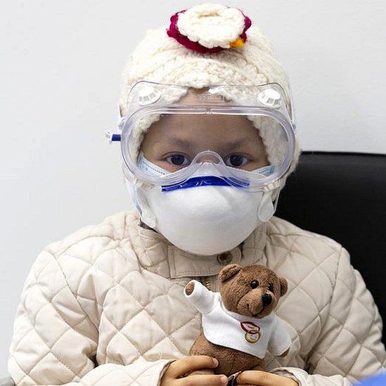 terapia pioneira conseguiu apagar tumor cerebral de menina de 7 anos 3 - Terapia pioneira conseguiu 'apagar' tumor cerebral de menina de 7 anos