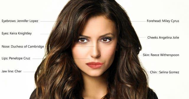 Rosto perfeito 2 - Este é o rosto perfeito de mulher no mundo - de acordo com cirurgiões plásticos